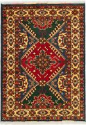 Hand-knotted Carpet 3and0394 X 4and0398 Traditional Vintage Wool Rug