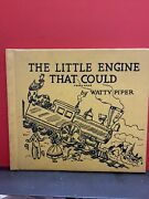 The Little Engine That Could By Watty Piper 1961 Hardcover Platt And Munk