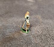 Wdcc Enchanted Places Miniatures - Briar Rose Sleeping Beauty Mib W/ Coa