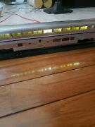 Amtrak Superliner Walthers Ho Scale Sleeping Passenger Car With Lights