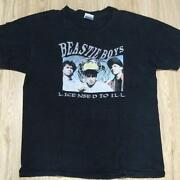 90s Beastie Boys Vintage Raptee Made In Usa Notation