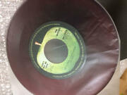Apple Red Plate Cant By Me Love Biwa The Beatles
