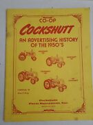 Cockshutt Co-op Tractor An Advertising History Of The 1950's Brochure