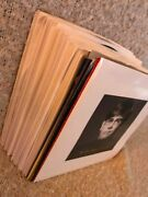 """Never Played 7"""" 45 Rpm Vinyl Records - Lot Of 32 Pop, Rock, R And B – No Country"""