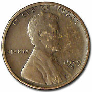 1909-s Lincoln Cent Xf - Sku16110