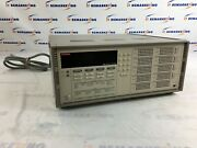 Keithley 7002 Switch System/matrix With 7 Keithley Boards Installed