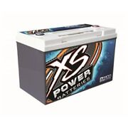 Xs Power D3100 Battery 12v Agm 1564 Cranking Amps At 32 Degrees F Top Post New