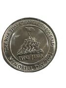 """New 2021 Memorial Day """"battle Of Iwo Jima""""coin Honoring Ww2 Vets Must Have"""