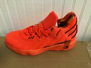 New Mens Adidas Dame 7 Fire Of Greatness Sneakers Fx7439-multiple Sizes