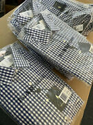 Lot Of 92pcs Custom Fit Dress Shirts Royal White Brand New With Tag