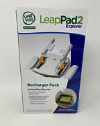 Leap Frog Leap Pad 2 Explorer Recharger Pack 32950 - New In Box Sealed