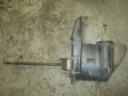 Nissan 120hp 2 Stroke Outboard Lower Unit With 20 Shaft