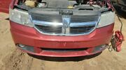 Front Bumper Old Bumper Style With Fog Lamps Fits 09-11 Journey 3814435