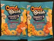 Candy Breaks Tommy's Bears Vegan Tropical Mixed Fruit Gummy Bears {lot Of 2 Bags