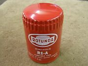 Repro Ford Rotunda Oil Filter - 1960and039s Fairlane Galaxie Thunderbird Mustang 1964