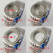 40mm Watch Case Parts Fit For Nh35 /nh35a Nh36 /nh36a Sapphire Crystal Jubilee B