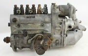 Bosch Fuel Injection Pump Pes6kl70/320r7 Mercedes 300 Untested Parts Or Repair