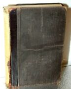 1892 1st Edition The Elements Of Astronomy By C.a. Young Hardback Text-book