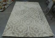 Beige / Ivory 6and039 X 9and039 Back Stain Rug Reduced Price 1172611818 Ddy538g-6