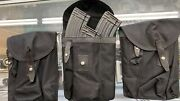 Black-aak3-cell Mag Pouch New Polish Military Radom Factory 7.62x39 5.45x39