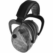 New Pro Ears Stalker Gold Electronic Hearing Protection And Earmuffs Nrr 25