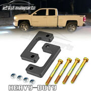 2 Front Leveling Lift Kit For Chevy Silverado 2007-2021 Gmc Sierra Gmc 1500