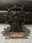 1/6 Hot Toys Dx06 Pirates Of The Caribbean Jack Sparrow Diorama Stand For Figure