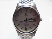 Omega Seamaster Automatic Date Vintage Menand039s Watch Wl28798