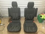 Ford Transit Connect 2016 2nd Row And 3rd Row Rear Seats- Like New