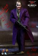 Hot Toys - 1/6 Scale The Dark Knight The Joker 2.0 - Dx11 Sealed Box