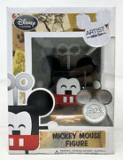 D23 Mickey Mouse Vinyl Figure - Disney Artist Series Two - Limited Edition