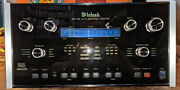 Mcintosh Preamplifier Mx135 - With Remote And Service Manual