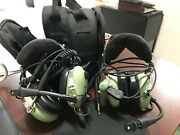 David Clark H10-60 Headset For Airplanes