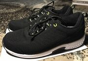 Ortho Feet Bio Fit 981 Black And White Walking Athletic Shoes Womens Size 9 Wide