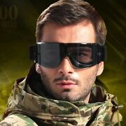 Military Tactical Goggles 3 Lenses Sunglasses Army Hunting Combat Glasses