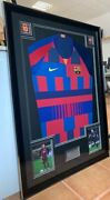 Fc Barcelona - Spanish Football League - Lionel Messi - Jersey - Hand Signed