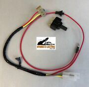New 1965-1967 Chevelle And Malibu Convertible Power Top Switch And Wiring Harness