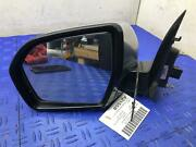 2018 -2020 Ford Expedition Left Power Folding Door Mirror W/blind Spot Surround