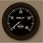 Isspro R8585m 3-3/8 Electric Tachometer Gauge - 0-4k W/o Hour Meter New