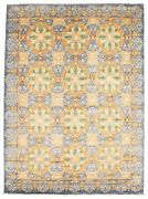 Modern Hand-knotted Carpet 9'3 X 12'0 Oriental Wool Area Rug