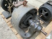 Westinghouse Ca. 1897 Direct Current Motor / Dynamo - Antique Rare 2.5 Hp