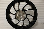 New Oem Nos 2009 And Newer Harley Touring Blade Rear Wheel 40900046