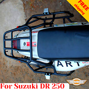 For Suzuki Dr250 Luggage Rack System Dr 250 Pannier Rack For Monokey Soft Bags