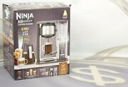 Ninja Cm401 Specialty 10-cup Coffee Maker Black Stainless Steel Finish D2