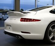 Porsche 991 Carrera Sport Design Duck Tail Wing Spoiler For Fits 2012 To 2016