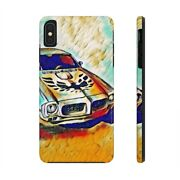 1973 Pontiac Trans Am Mixed-case Mate Tough Phone Cases By Bark At The Moon