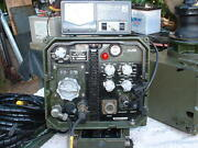 Land Rover Ffr Clansman Military Radio Complete Install -- Tested Items Working