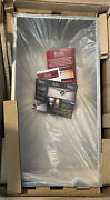 """Rohl Rss3618sb Brushed Stainless Steel 36""""x18""""x9.75"""" Kitchen Sink 18 Gauge"""