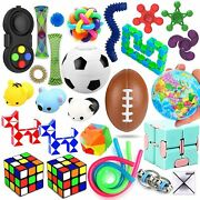 28 Pack Sensory Toys Set Relieves Stress And Anxiety Fidget Toy For Children Ad