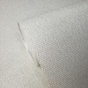 Modern Wallpaper Ivory Cream Textured Plain Faux Textile Textures Wallcoverings